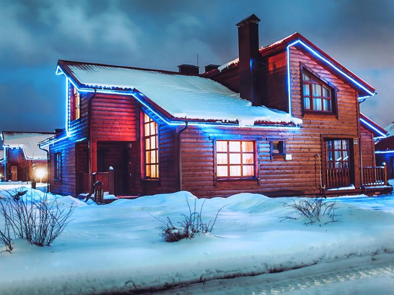 Дома на новый год снять недорого подмосковье