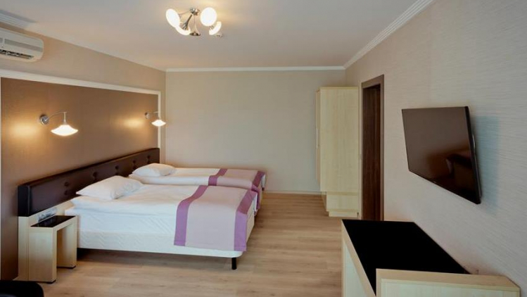 отель в карелии
